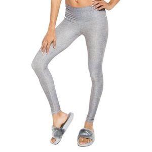 Niyama Sol Barefoot Linen Steel leggings Size S